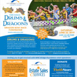 Drums & Dragon Ad